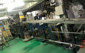 300~450kg/h PET瓶片回收造粒 台湾