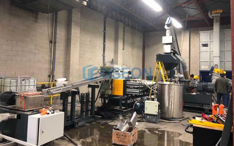 2019年加拿大多伦多PET回收造粒项目