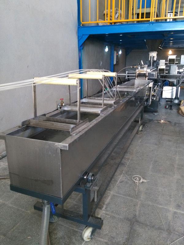 200kg/h 添加剂色母粒生产线 伊朗