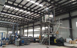 石墨EPS粒子泡沫板生产线